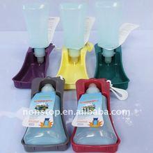 pet/dog water bottle head, dog travel drinking bottle head, dog drink water mouth removeable