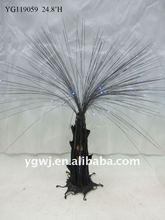 metal led tree Halloween