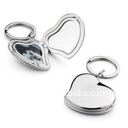 1469KC mini key chain,heart shape key chain
