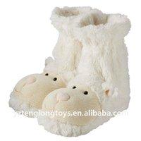 Fun For Feet Slipper Socks - Lamb
