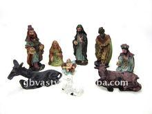 Nativity set decoration 2012 factory derect sale