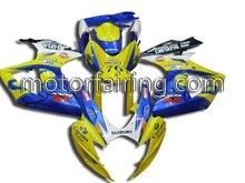 Bodywork Kit ABS Fairings For Suzuki K6 GSXR600 GSX-R750 2006-2007