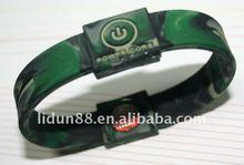 American hot style powercore ion balance bracelet , human energy band