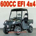 600cc 4x4 Utility Vehicle