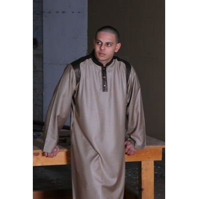 Islamic Fashion on Islamic Fashion Clothing On Islamic Clothing Fashion Thobe New Style