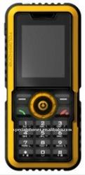Waterproof Outdoor mobile phone LM802 IP68 +3600mAH