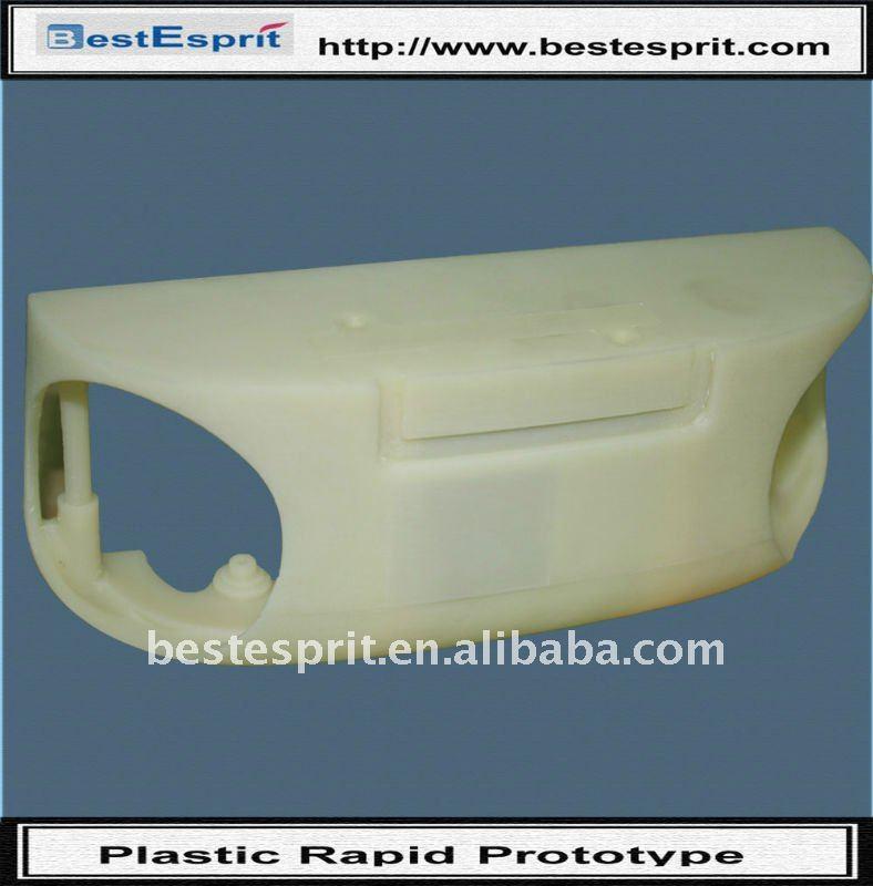 Plastic rapid prototype manufacturing