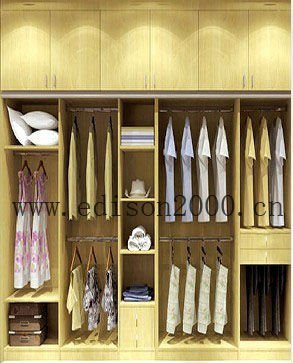 Modern Bedroom Wardrobe Design Photo, Detailed about Modern ...