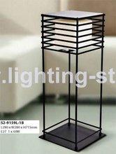 Moderen Table lamp,desk lamp E27,black color in iron