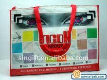 PP laminated non woven shopping bag