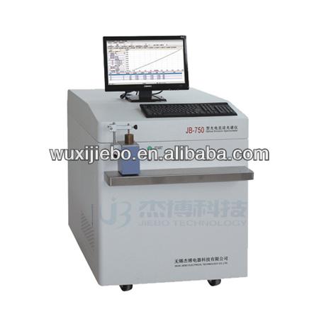 JB-750 Type High-performance Optical Emission Spectrometry