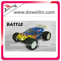 1/8 4WD Nitro rc powered off-road truggy