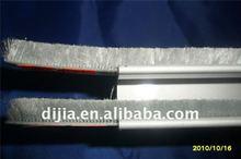aluminum window and door wool pile weather strip/sliding window and door plastic weatherstripe/pile strip