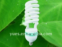 6t half spiral energy saving lamp led lighting bulb