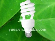 3t high luminous half spiral energy saving lamp led lighting bulb