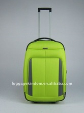 2011 most hottest design luxury hot sale luggage with high quality
