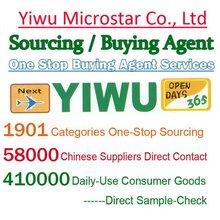 China Yiwu Market Warehousing Consolidation Shipping Agent