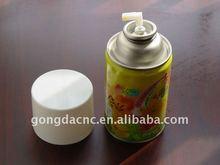 high pressure tinplate aerosol can outside printing or plain
