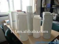 PET filter pocket in cement factories