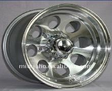 Silver Car Wheel