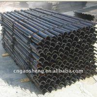 half round bamboo fence panels