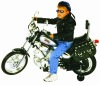Fashion Battery Ride on Kid's Motorcycle -- 52111#