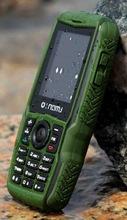 Quadband rugged, waterproof and dustproof mobile phone