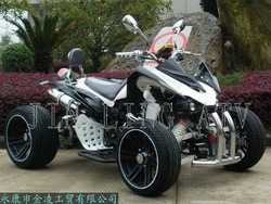 250CC ATV LONGCIN EEC,4 storke Water Cooled , For 2 Passengers,China import
