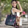 Pet Leather Bag / Carrier