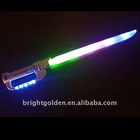 Led flashing sword yiwu supplier