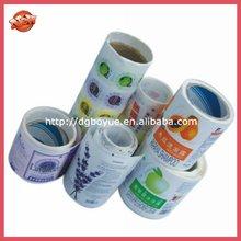 Printing Custom Roll Waterproof Sticker,Label Printing Service.