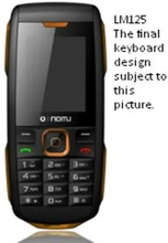 Slimest- 2.0 Inch Cell Phone (Quadband MP3 Mp4 Player WaterProof)