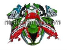 For Kawasaki ZX6R 636 6R 09-10 High Quality ABS Scooter Frame/ Fairing Kits
