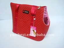 New arrival stocked high quality dog carrier bag in different sizes