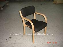 Fabric Bent wood Chair