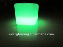party glowing ice cube
