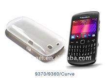 fingerprint pattern for blackberry 20119360/9370 mobile phone accessory