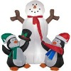 QI Ling Christmas inflatable toys for decoration