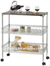 Kitchen Cart For Fruits and Vegetables