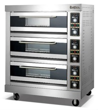 Electric bread bakery oven