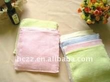 100%cotton yarn dyed hand towel