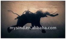 realist animal elephant oil painting