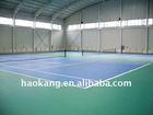 Blue fireproof Tennis Court PVC Floor Covering