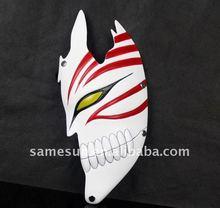 Customized animation half face mask of BLEACH