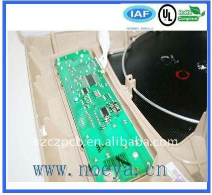 Placa de circuito impreso para altavoz