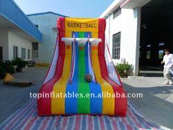 Inflatable sports games TP-BI-063,climbing , water football, inflatable track,inflatable fighting, inflatable shooting,etc