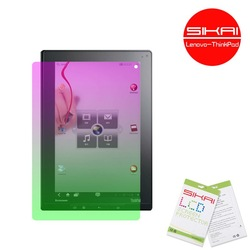 SiKai High transparence Screen LCD protector for For Lenovo ThinkPad Tablet