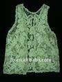 de organza elegante ropa de algodón