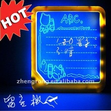 New Arrival Illuminated Display decorative message boards Menu Board LED electronic message board high quality