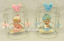 2/S Resin Baby Figure